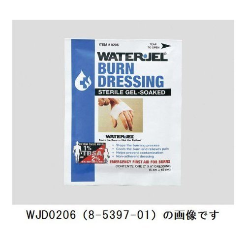 Water Jel Burn Dressing (WaterJel 12x16 Burn Dressing from Rescue Essentials by Water Jel)