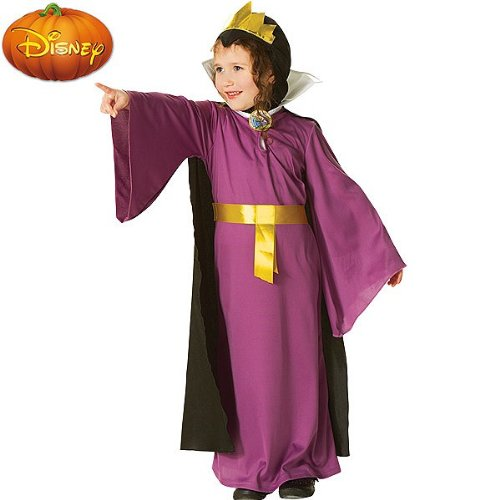 Disney Princess–Kinder Kostüm Böse Königin Schneewittchen, M (Rubies Spain 884848-m)
