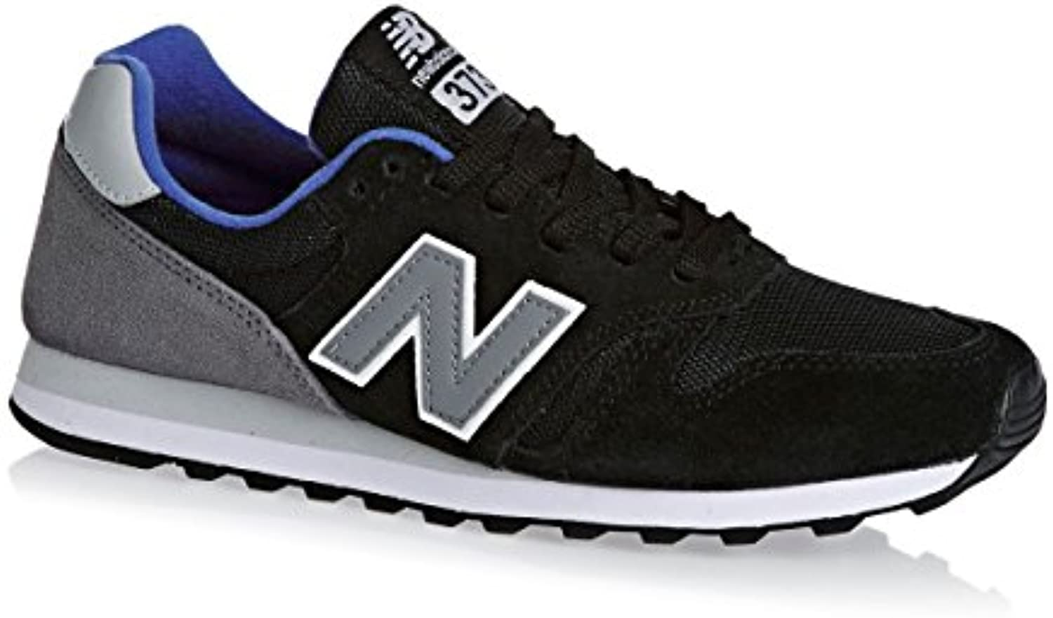 New Balance Herren Sneaker ML373 521261 60 Black 37.5