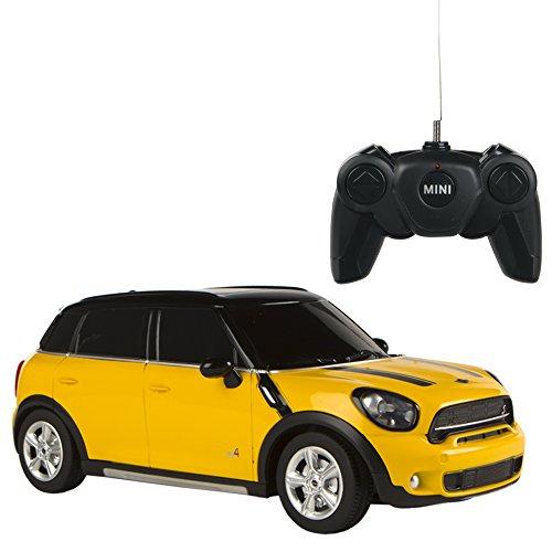 RastarVoiture télécommandée 1:24 Mini Countryman 1:24 Citronier
