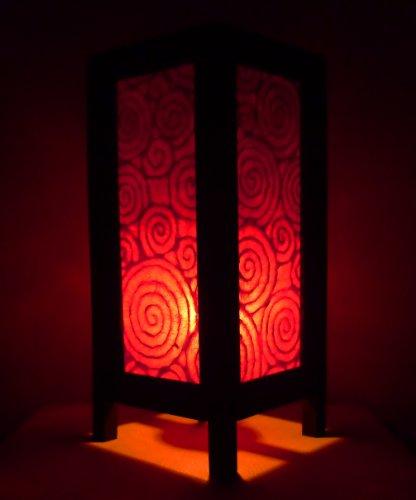 rare-asie-tha-lampe-de-tables-bouddha-style-chevet-rouge-spirale-par-thalande