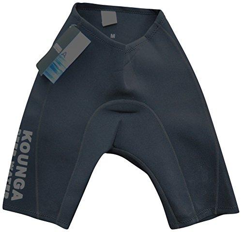 Kounga Jungen Deep Water Neoprene Shorts, schwarz, M