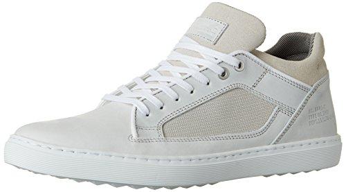 Bullboxer Mens Nyic Sneaker White (bianco)