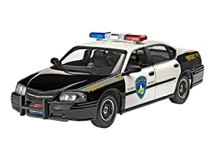Revell - 07068 - Maquette - 05 Chevy Impala Police Car