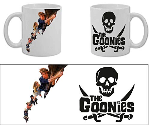 The Goonies Mug with Free Stickers