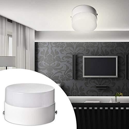 WiFi-Steuerung Smart Deckenleuchte Wohnzimmer Deckenlampe Schlafzimmerdekoration Innenbeleuchtung Dec, kompatibel mit ALEXA, Google Home und anderen intelligenten Audios, RGB + Weiß, 90 90 50MM