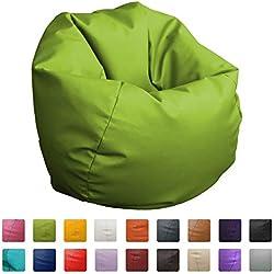 Puff Pelota 60cm diámetro (Verde)