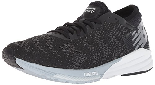 New Balance Fuel Cell Impulse, Zapatillas de Running para Hombre, Negro (Black/Magnet Bg), 46.5 EU
