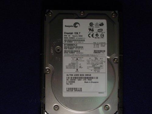 Dell Dell St3300007Lc-1 300Gb 10K U320 Scsi 80polige Festplatte mit der Bezeichnung -