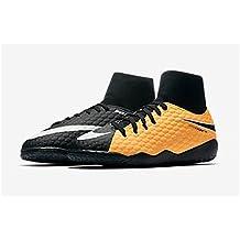 new concept 13fcb 0cb13 Nike Unisex-Kinder Jr. Hypervenom X Phelon 3 Dynamic Fit Ic Fußballschuhe