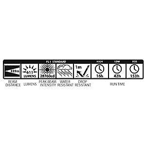 MagLite 50LS3016 3C Lampe Torche