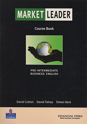 Market leader. Pre-intermediate. Student's book. Per gli Ist. tecnici e professionali
