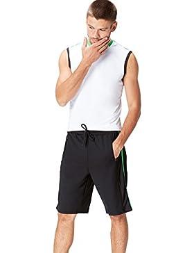 [Patrocinado]FIND Training - pantalones cortos de deporte Hombre