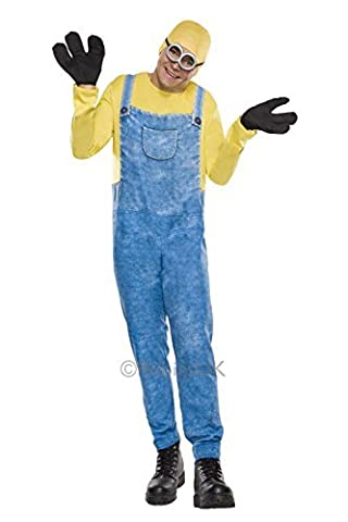 Costumes Minion Enfants Halloween - Rubis de Despicable Me Minions Movie New