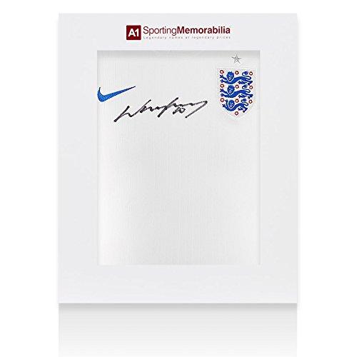 Wayne-Rooney-Signed-England-Shirt-Gift-Box