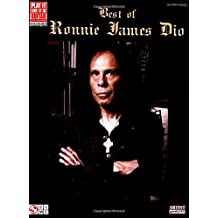 Best of Ronnie James Dio Songbook (Play It Like It Is Guitar)