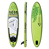 Aqua Marina Stand Up Aufblasbare Paddle Sup AQUAMARINA Thrive 2019 Full Pack 315x79x15cm