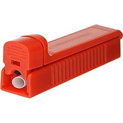 machine à tuber les cigarettes/ machine à cigarettes, compact, différentes couleurs (rouge)