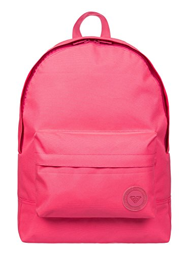 roxy-damen-rucksack-sugar-baby-plain-backpack-pop-pink-one-size-erjbp03093-mjp0