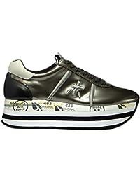 Amazon.it: premiata scarpe donna Nero Sneaker Scarpe