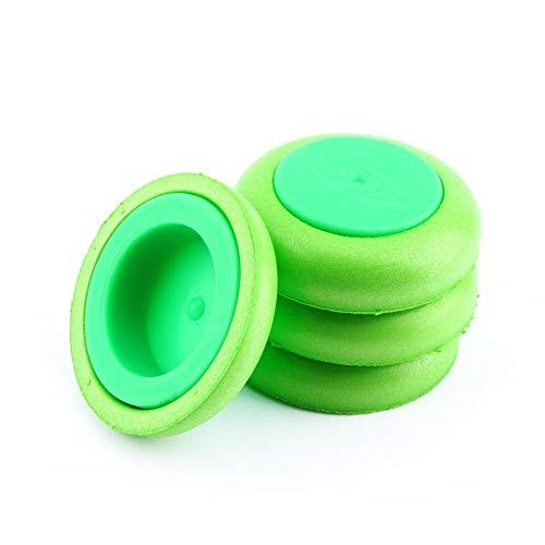 Yosoo Refill Discs Bullet für NERF VORTEX Blaster PRAXIS NITRON VIGILON PROTON (60 Stück) (Nerf Disc)