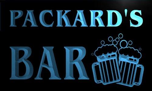 w003470-b-packard-name-home-bar-pub-beer-mugs-cheers-neon-light-sign