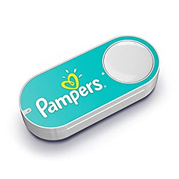 Pampers Dash Button 0