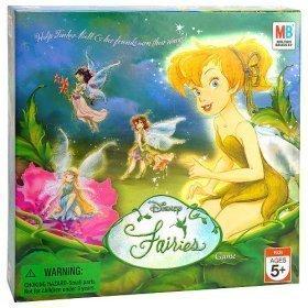 Disney Fairies Game by Mattel
