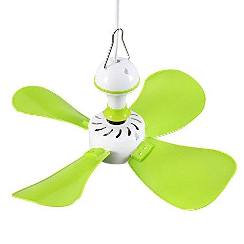 Preisvergleich Produktbild Kaxima Mini-Student Fan Schlafzimmer Mini-Mosquito net Fan kleine Decke Deckenventilator für Kinder