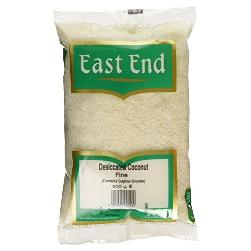 East End Desiccated Coconut, 200g Test