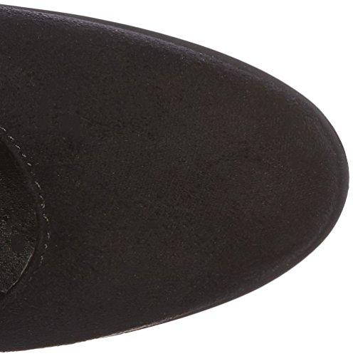 Lollipops Ypompon High Laces Boots, Bottes Cavalières Femme Noir (Black)