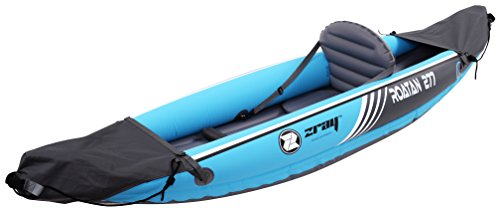 Zray 37327 Canoa Kayak Gonfiabile Roatan 277 - Kayak Monoposto
