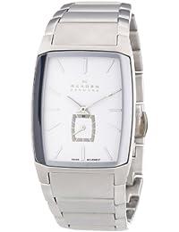 Skagen Herren-Armbanduhr Analog Quarz Edelstahl 984XLSXS