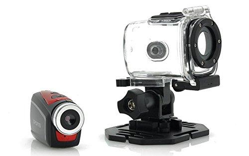Mini Camera Subacquea : Subacquea vassoio alloggiamenti braccio per gopro action camera
