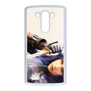 Guild Wars LG Phone Case G3 portable coque coque Case blanc de couverture de téléphone portable EEECBCAAG05664