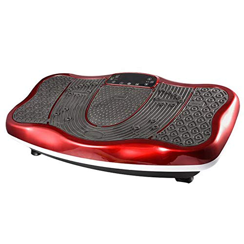 1efbfaa34cad LLMLCF Plataforma de vibración, Power Plate, Wholebody Vibrating Massager-  Fitness Machine - Plataforma Vibrante Antideslizante Ejercicio Control ...