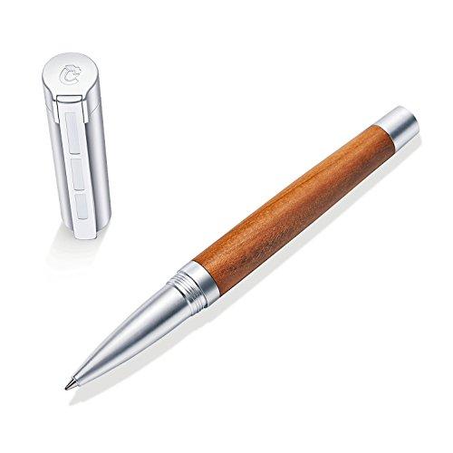 Staedtler Premium Lignum Tintenroller pflaumenholz