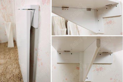 Wandklapptisch design  SoBuy® Wandklapptisch, Küchentisch, Kindermöbel, Wandtisch ...