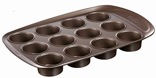 Pyrex asimetriA Muffinform 2014, 12 Cups Flan Cake Pan