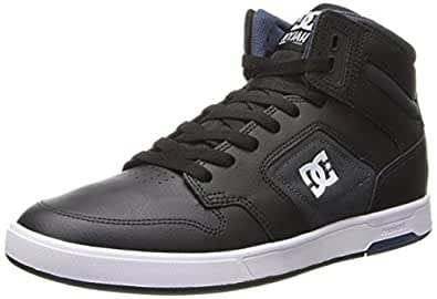 DC Shoes  Nyjah High, Chaussons montants homme - - Black/Grey/Blue, 38.5 EU