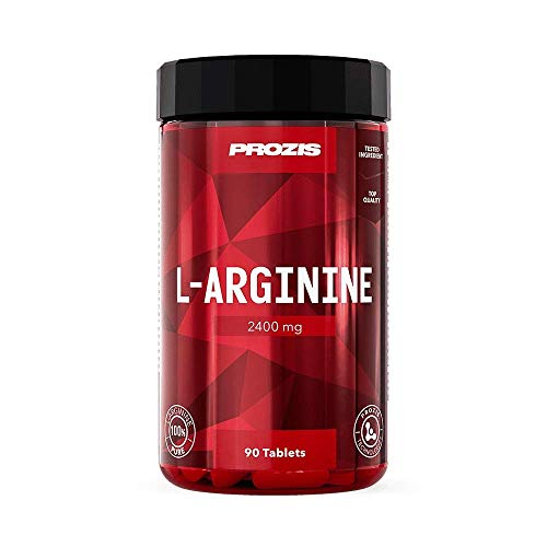 Prozis L-Arginin 2400mg 90 Tabletten -