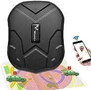 GPS Tracker GPS Ortungsgerät wasserdicht GPS Locator zur Diebstahlsicherung SMS Ortung Globale Echtzeit Ortung