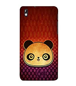 EPICCASE baby panda Mobile Back Case Cover For HTC Desire 816 (Designer Case)