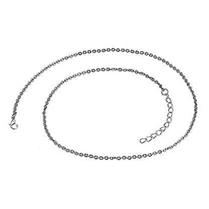 Korliya Heart Love Pet Paw Prints Urn Necklace For Ashes Memorial Keepsake Pendant Cremation Jewellery 4