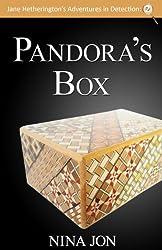 Pandora's Box (Jane Hetherington's Adventures in Detection: 2)