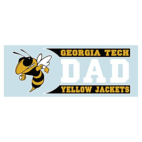 Craftique Georgien Tech Aufkleber, GT Buzz Dad Decal (6