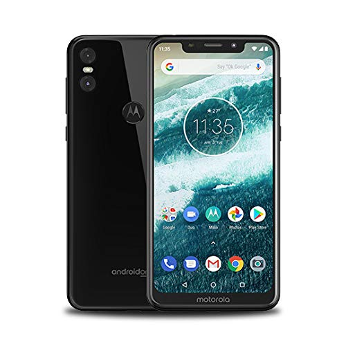 "Motorola One 15 cm (5.9"") 3 GB 32 GB SIM Doble 4G Negro 3000 mAh - Smartphone (15 cm (5.9""), 3 GB, 32 GB, 13 MP, Android 8.1, Negro)"
