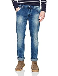 Pepe Jeans Flint, Hombre, Azul (Denim), W29/L32 (Talla del fabricante: 29)