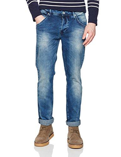 Pepe Jeans Herren Jeans Flint Blau (Denim)