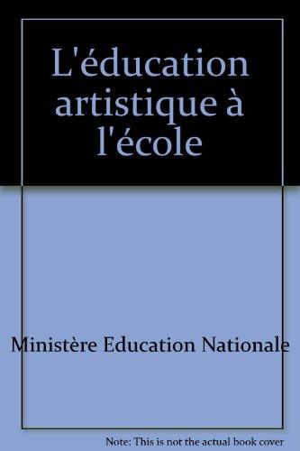 L'éducation artistique à l'école